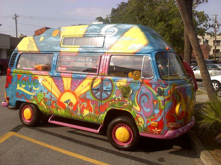популярные картинки хиппи автобуса дала