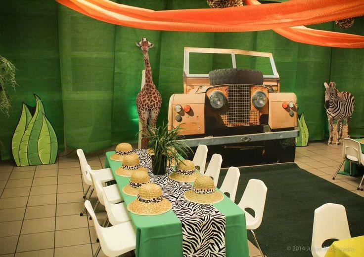Wild Kratts Birthday Party Ideas | Photo 6 of 50 | Catch My Party