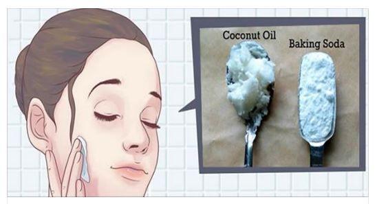 utiliser l'huile de coco pour avoir l'air plus jeune