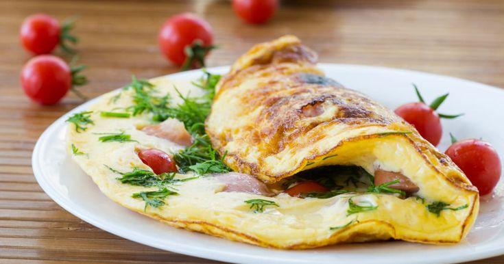 Servez cette omelette goûteuse à vos enfants pour le souper, ils en redemanderont!