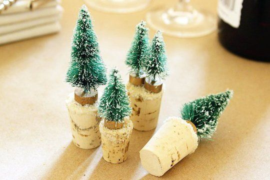 10 Clever DIY Wine Bottle Stoppers