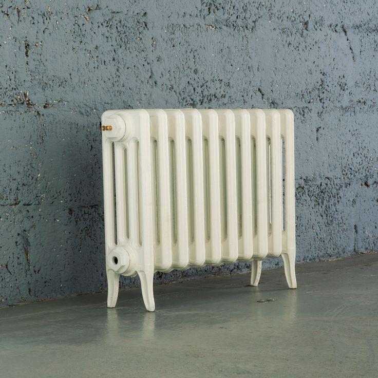 Arroll Neo-Classic 4 Column Radiator, White (W)634 mm (H)460 mm | Departments | DIY at B&Q