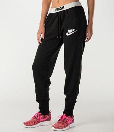 Womens Nike Rally Plus Jogger Pants  616ad61c30ec