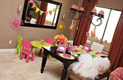 сказочный день рождения 5 -8 лет