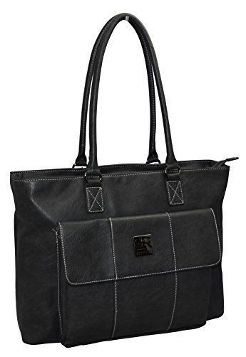 New Trending Briefcases amp; Laptop Bags: Kenneth Cole Reaction Womens Business Computer Tote for Computer Up To 16 - Charcoal. Kenneth Cole Reaction Womens Business Computer Tote for Computer Up To 16 – Charcoal   Special Offer: $69.85      233 Reviews Tote your laptop to and from work or school inside this sleek shoulder bag from Kenneth Cole Reaction. The Kenneth Cole Reaction Let's Compare Laptop...