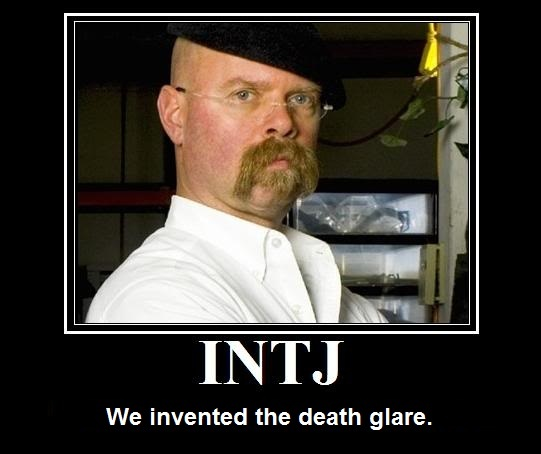 INTJ I've been told I'm quite  good at this...