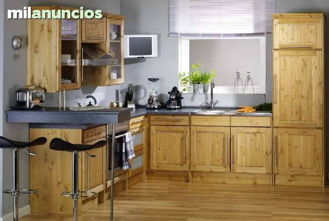 17 best images about cocinas on pinterest open shelving for Muebles cocina rusticos segunda mano