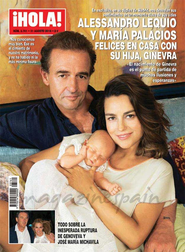 El Kiosko Rosa…24 de agosto de 2016 - revista hola agosto 24 de 2016