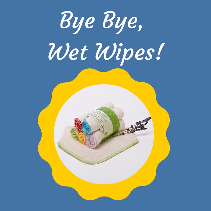 How to use cloth wipes 24/7