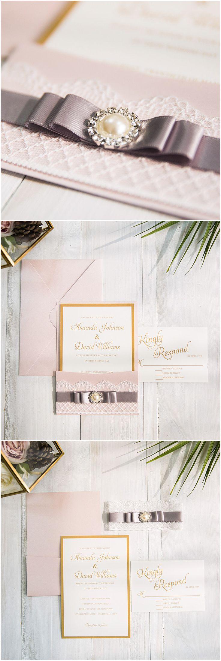 137 Best Wedding Invitations Images On Pinterest Wedding