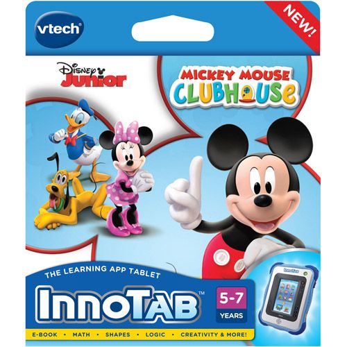 VTech InnoTab Software, Mickey Mouse Clubhouse ...