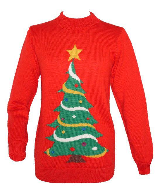 Tacky Christmas Sweaters