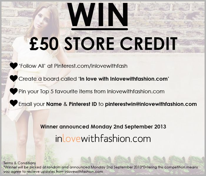 WIN at Inlovewithfashion.com