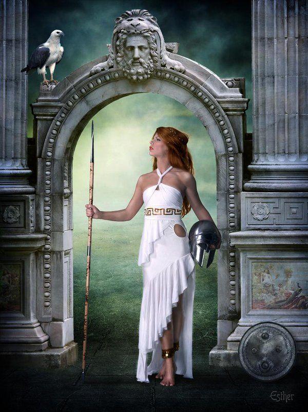 Gate guardians by EstherPuche-Art.deviantart.com on @DeviantArt