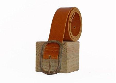 Cinturón de cuero rustico Unisex
