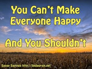 Put your happiness first. Lindaursin.net