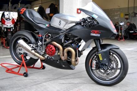 Tamburini Ad Maiora 2013 Tamburini Factory #fmprojects #exhaust