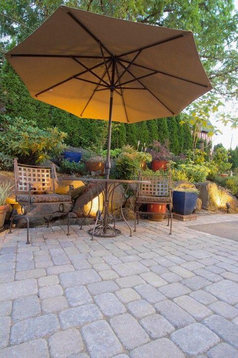 17 besten 88 outdoor patio design-ideen (ziegel, flagstone ... - Outdoor Patio Design Ideen