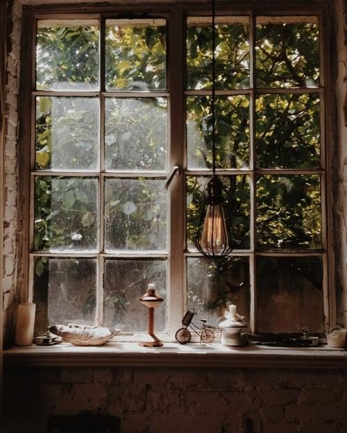 the window of your world….