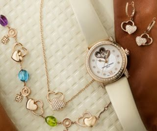 Pawnbank: Countdown to the ONLY WATCH Auction, 28th September, 2013. Post #15: Frederique Constant- Lady Automatic Double Heart Beat Set