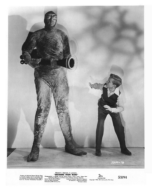 37 best images about INVADERS FROM MARS (1953) on Pinterest