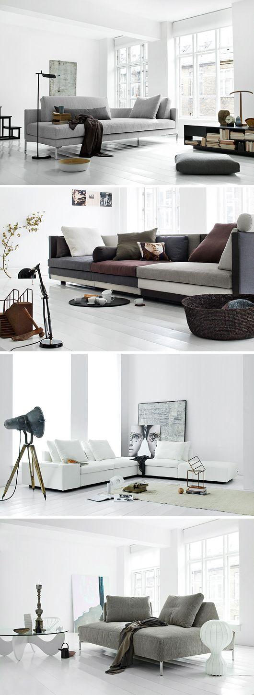 Eilers elegant sofà