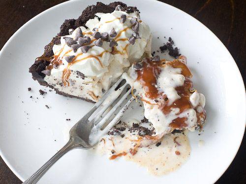 Ice Cream Sundae Pie | Recipe