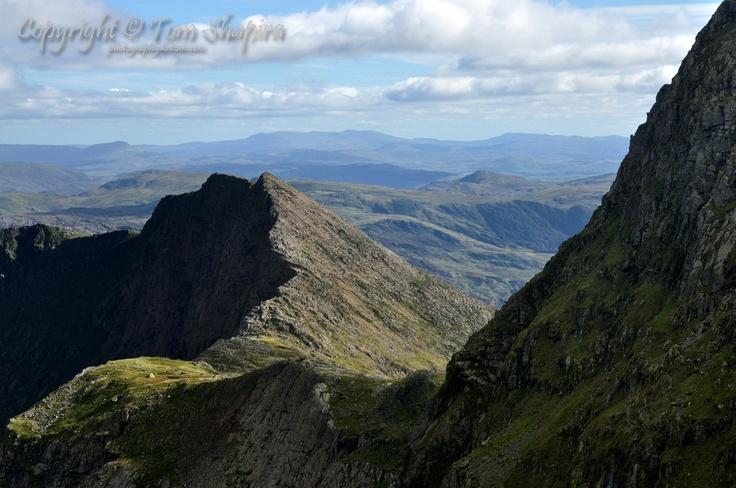 Sharp Edge (Snowdonia National Park) / Photographer: Tom Shapira