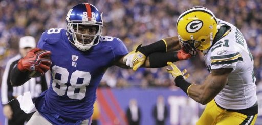 Giants at Packers today!  G Men!