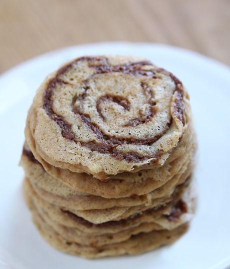 Cinnamon Bun Pancakes: 17 Recipes That Prove Pancakes Are Better Than Dessert