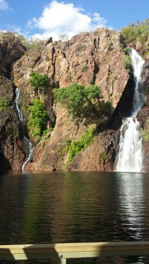 Wangi Falls Litchfield National Park Darwin