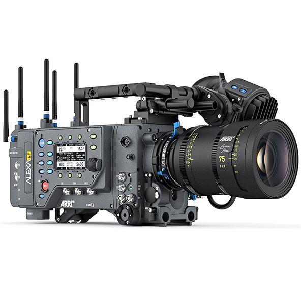 ARRI ALEXA LF is a New Full-Frame 4K Digital Cinema Camera + ARRI Signature Primes