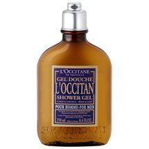 L'Occitane Eau De Tollette, Pour Homme For Men 8.4-Ounce Plastic Bottle by L'Occitane. Save 55 Off!. $20.00. **No U.S. Sale Tax** 8.4 oz / 250 ml for MEN. L'Occitane Gel Douche L'Occitan Shower Gel Pour Homme. New in Box. From the Manufacturer                Product Description: Created through the distillation of authentic A.O.C. lavender, blended with the peppery, nutmeg scent of burnt wood. A panoramic and complex fragrance, redolent with the rich scents of Provence, in all their…
