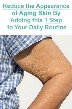 Beverly Hills surgeon explains at home fix for crepe skin around the arms, legs, and stomach.