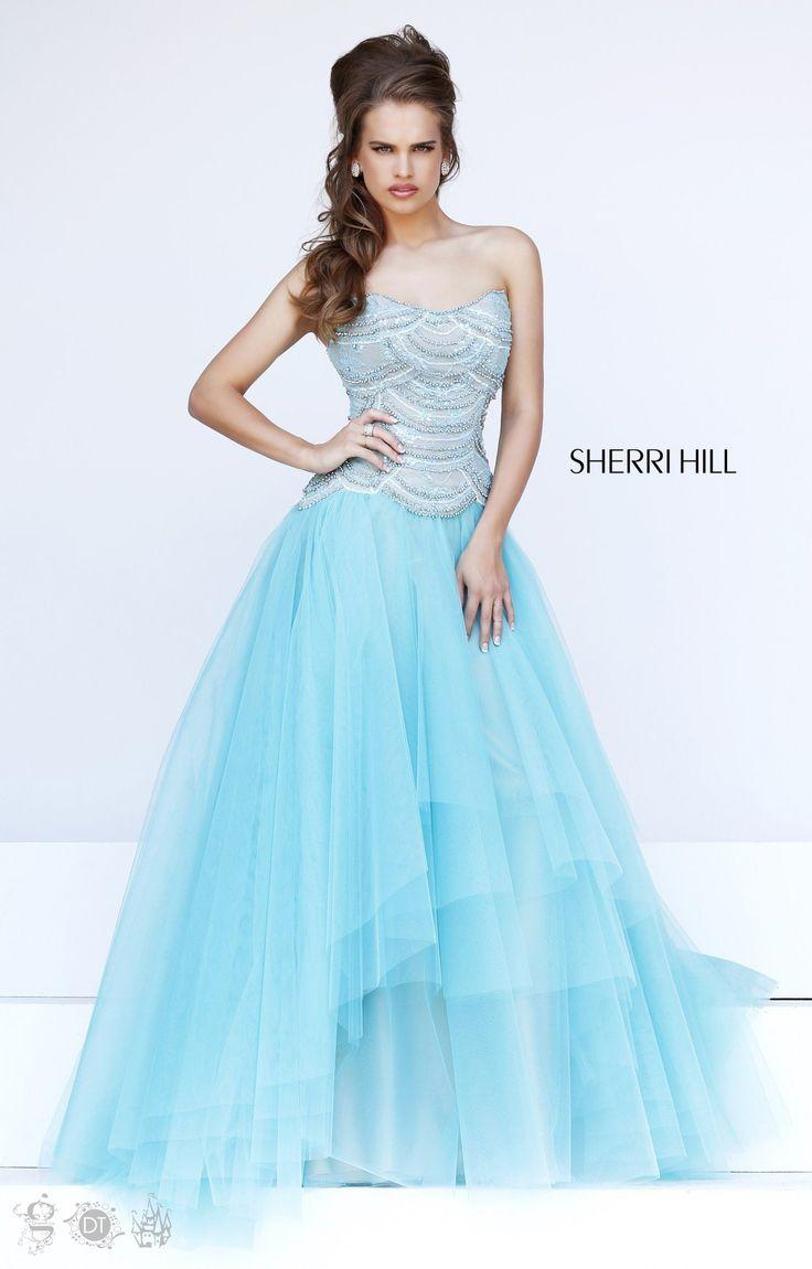 45 best Sherri Hill Dresses images on Pinterest | Sherri hill dress ...