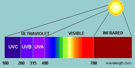 http://www.great-landscape-photography.com/landscape-photography-equipment/using-an-ultraviolet-filter/  What is ultraviolet light and how does it affect your photography?