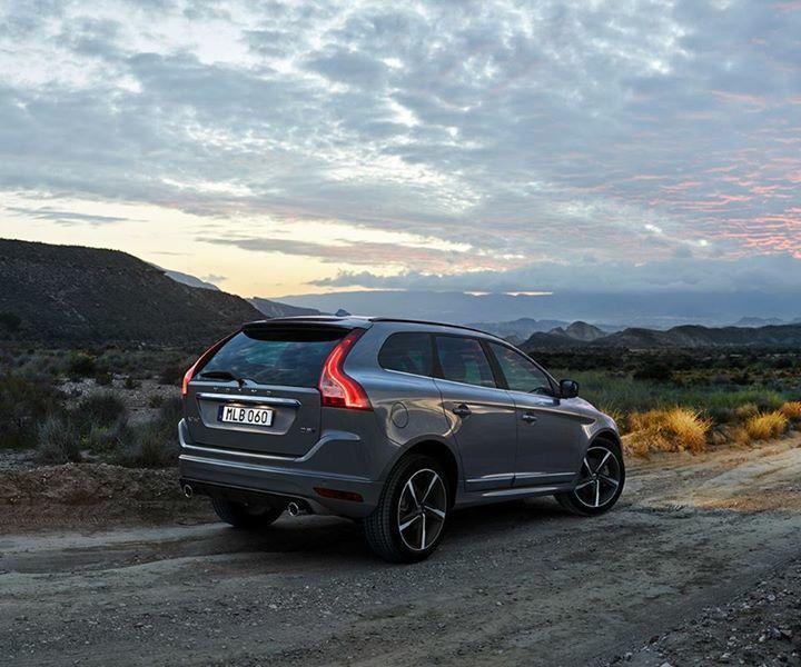 Volvo XC60 (2016)