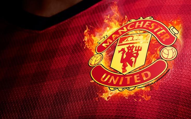 Man Utd badge