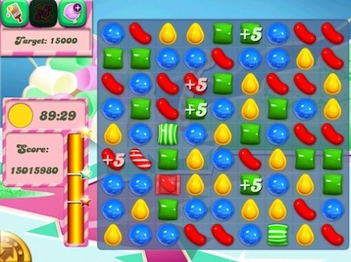 candy crush saga game free  online