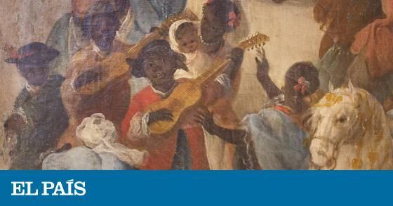 El documental  Gurumbé' acaba con siglos de silencio de la impronta artística africana en la música, la pintura y la literatura