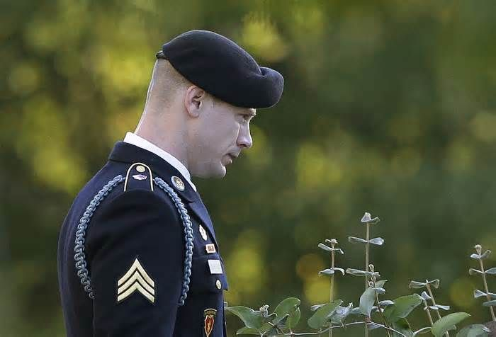The Latest: Lawyer: Bergdahl appeal to note Trump statements A military judge has found that Bowe Bergdahl should serve no prison time for endangering his comrades by walking off his Afghanistan post. The judge also gave Bergdahl a dishonorable discharge, reduced his rank to private and said he must forfeit pay.