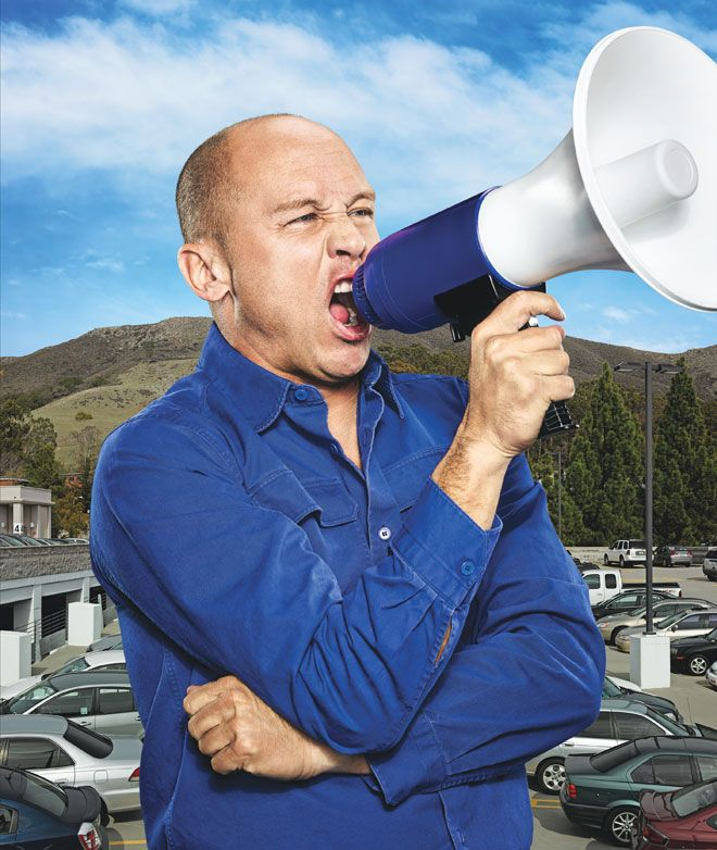 Mike Judge (October 17, 1962) American director, actor, comedian, producer and writer, o.a. known from the movie 'Beavis & Butthead do America' from 1996.