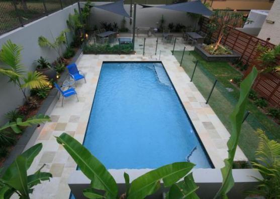 Pool Fencing Ideas by Pool Fab Swimming Pools Aquatic Landscapes