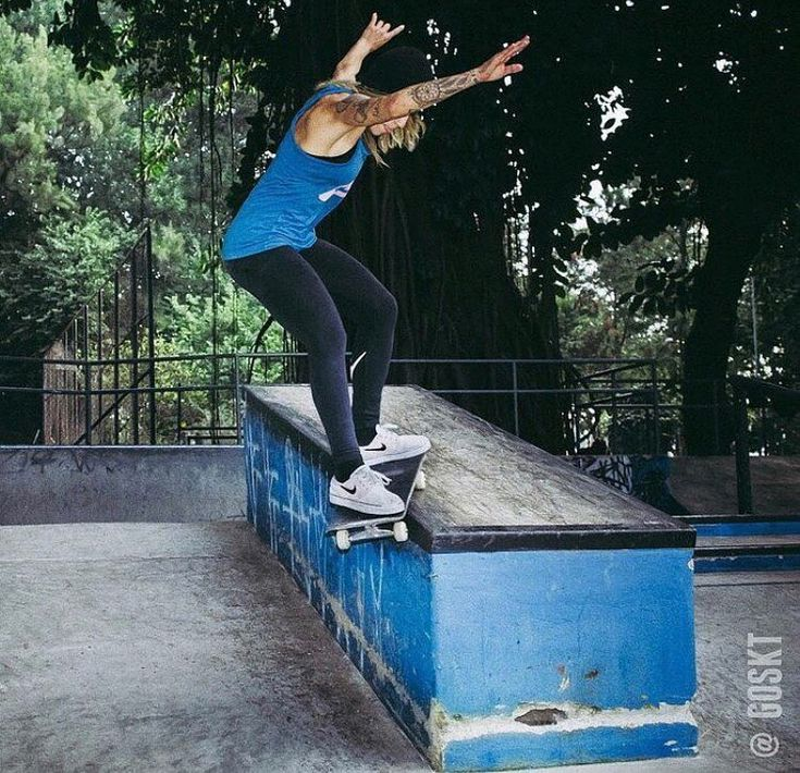 """32.3k Likes, 91 Comments - Leticia Bufoni (@leticiabufoni) on Instagram: """"Fs Smith  Photo: @goskt"""""""
