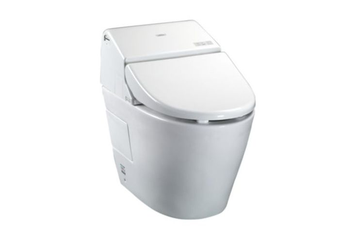 Toto, Washlet with Integrated Toilet G500 - 1.28 GPF & 0.9 GPF white, MS970CEMFG#01, Wishkarma.com