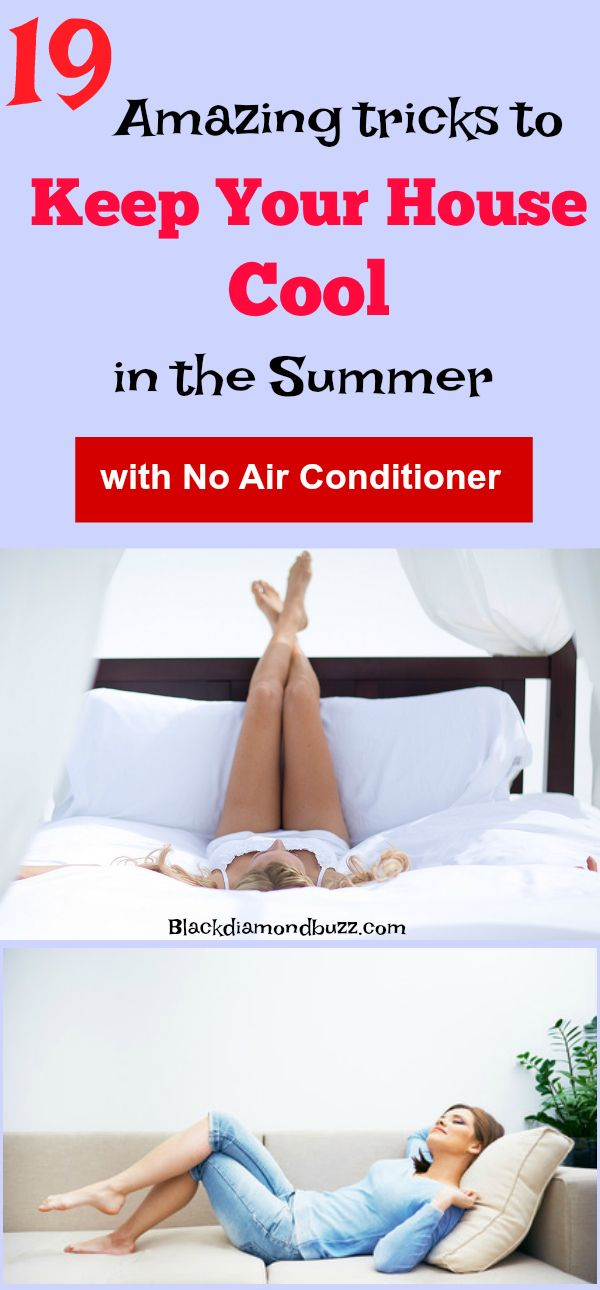 DIY Tips: Do to know How to cool down a room with no ac? Learn now - Amazing Ideas on how to Keep Your House or Bedroom Cool in Summer no ac( air conditioner) or spaces