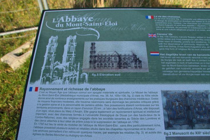 Le Mont-Saint-Eloi.