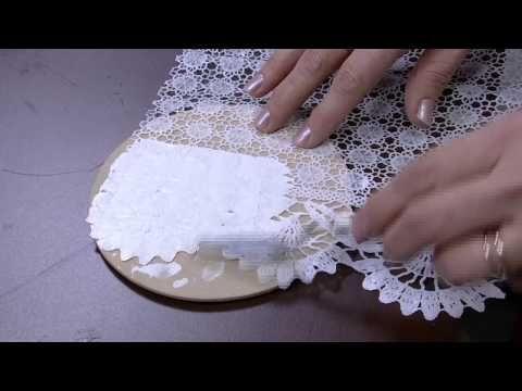 Mulher.com 31/03/16 - Decoração com patina em cera - Marilda Marquesim 1/2 - YouTube