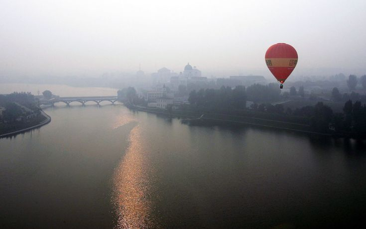 You Can Now Get Hot Air Balloon Rides Through Uber | Travel + Leisure