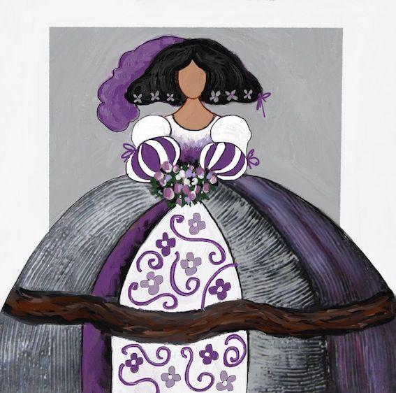 17 mejores ideas sobre decoraci n de flamenco en pinterest flamencos arte con flamencos y - Cuadros de meninas modernos ...